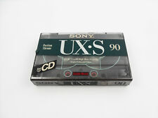 Musicassetta Mc Sony UX-S 90 Position Chrome