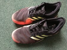 Used men's Adidas Solecourt Boost tennis shoes size 9.5