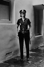 2 Helmut Newton Sumo Photo Prints 50x70cm Evi as a Cop Beverly Hills 1997 Nude