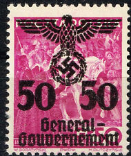 Germany Start of WW2 General Government Swastika Eagle 1939 G50 MLH