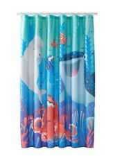 Disney / Pixar Finding Dory Shower Curtain by Jumping Beans Machine Washable New