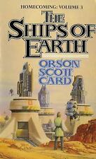 The Ships of Earth: Homecoming: Volume 3 by Orson Scott Card, Good Book