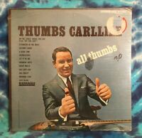 Thumbs Carllile LP All Thumbs STILL FACTORY SEALED Original (1965) Stereo