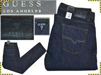 GUESS Jeans Homme 31x34 US / 48 Italie  Jusqu'à -80 % GS07 N2G