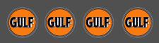 1.25 Inch Gulf Gas Oil Die Cut Vinyl Peel And Stick Decal Sticker 4 Tonka B