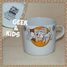 Mug - Tasse - Disney Porcelaine - 101 Dalmatiens - Pattes de chien - Ref M2