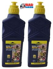 PUTOLINE MX9 ESTER TECH 100% SYNTHETIC 2 STROKE OIL, KTM SX65 SX85 SX125 SX150