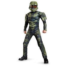 Halo Master Chief Costume Child Size Small 4-6