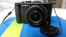 Panasonic LUMIX DMC-LX7 10.1 MP Digital Camera - Black