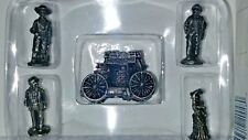 Liberty Falls Americana Collection 5 Solid Pewter Figures Mint in Box