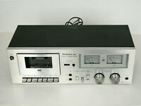Technics M6 Stereo Cassette Deck for Parts or Repair