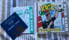 KICK OFF 2 - THE FINAL WHISTLE - DATA DISK - ANCO