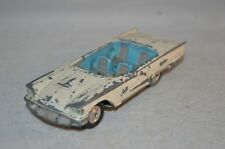 Corgi Toys 215 Ford Thunderbird - Made In Gt Britain in played with condition