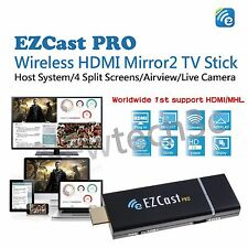 EZCast Pro Dongle Wireless HDMI Mirror2 TV Stick High Speed Airplay/Mircast/DLNA