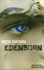Livre science fiction Edenborn  Nick Sagan book