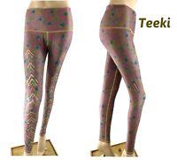 Teeki Meadow Aztec Leggings Size Medium