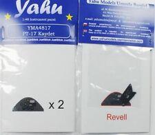 Yahu Models Yma4817 1/48 PE Boeing Pt-17 Stearman Panneau Instrument Revell