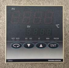 SHIMADEN SR93-8Y-N-90-0000 - Temperature Controller / Used