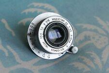 Industar-22 50mm F/3.5 M39 Fed Zorki Leica Micro 4/3