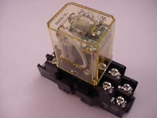 Idec RH2B-UL DC24V  Relay NEW With Base Ships on Same Day of the Purchase