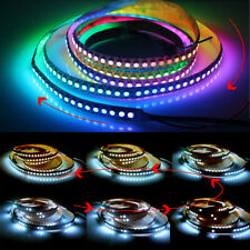 WS2811 WS2812 WS2813 WS2815 LED Pixel Strip Light RGB 5050 30/60/144led/m 5V 12V