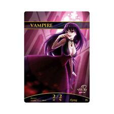 Vampire Token (Black 1/1 Flying) - Tokens for Magic the Gathering - MTG