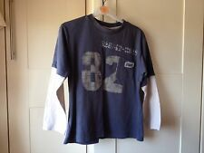 boys Next long sleeved t-shirt 7 Years 100% Cotton Used in Good Condition