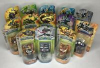 skylanders swap-force And One Super chargers lot Of 13 Open Box Exc Cond W/ Card