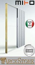 ARCKSTONE SLIDING WINDOW FRAME DOORS PLASTER HOME MITO 60x210x10,5 CM