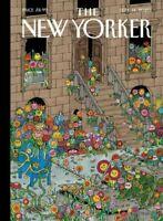 """THE NEW YORKER MAGAZINE  SEPTEMBER 14 2020- """"OVERGROWN"""""""