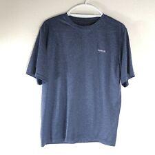Reebok Mens Shirt Size Medium Blue