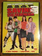 "New Sealed Dvd ""Saving Silverman"" with Jack Black, Seve Zann, Jason Biggs"