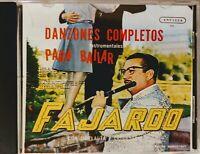Fajardo son su Flauta Danzones Completos Para Bailar Instrumentales CD
