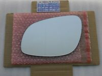 710L Mirror Glass for 02-06 PORSCHE CAYENNE Driver Side View Left LH *SEE NOTES*