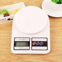 10kg/1g Bascula de peso de alimentos de cocina digital electronica de preci N1Y5