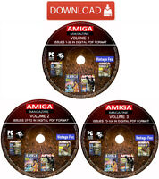 AMIGA Magazine Collection PDF Complete 104 Issues A1200/A500/600/CD32 Download