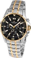 Jacques Lemans Men's Watch Stainless Steel Bracelet Quartz 1-1907ZH
