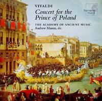 David Miller : Vivaldi: Concert for the Prince of Poland CD