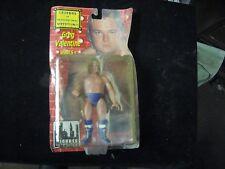 "Legends of Professional Wrestling GREG VALENTINE 6"" Action Figure NIDB"