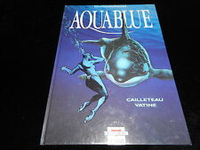 Cailleteau / Vatine : Aquablue 2 : Planète bleue Edition Delcourt 1989/1990
