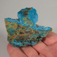 "2.6"" Rough Botryoidal Blue CHRYSOCOLLA Gemstone - Atacama Desert, Chile"