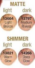Avon True Colour Bronzing Pressed Powder Arabian Glow Deep or Warm Glow Shimmer