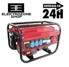 Generador electrico gasolina linea HD 5500w Monofásico y Trifásico