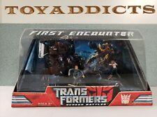 Transformers Screen Battles BARRICADE FRENZY MIKAELA & SAM Hasbro New Sealed