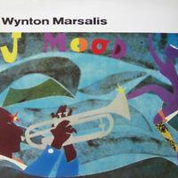 Wynton Marsalis - J Mood  [ 1986 Greek press Mint Vinyl LP Jazz Post Bop Modal ]