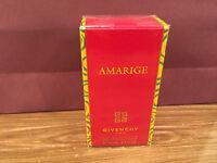 AMARIGE GIVENCHY PERFUME EDT 100 ML / 3.3 OZ SPRAY WOMEN NIB SEALED BOX ORIGINAL