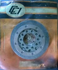 CLUTCH PLATE SET FOR H/D BIG TWINS 1968-E84 SET OF 5 PLATES OEM #37850-68