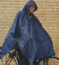 Regenjacke Regenponcho Regencape Regenschutz Regen Schutz unisex stabil waschbar