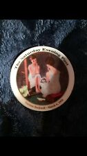 """Norman Rockwell """"Girl at the Mirror"""" Saturday Evening Post Mini Plate"""