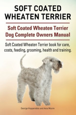 Hoppendale George-Soft Coated Wheaten Terrier So Book New